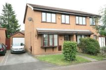 3 bed semi detached home for sale in Plover Drive, Altrincham