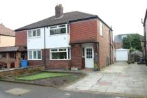 3 bedroom semi detached property in Victoria Road, Timperley
