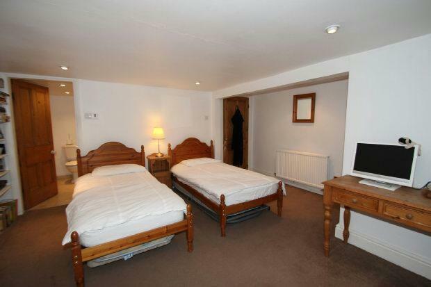Den/Guest Bedroom As