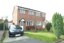 3 bedroom semi detached home in Tern Close, Altrincham