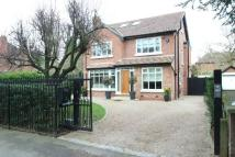 4 bedroom Detached house in Chapel Lane, Hale Barns