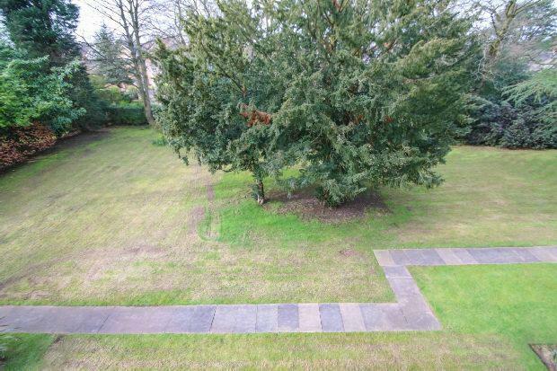 View Over Gardens As
