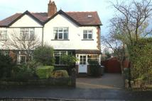 Clarence Road semi detached property for sale