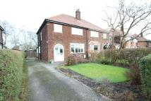 semi detached property for sale in Paddock Lane...