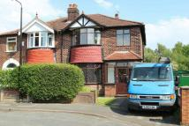 semi detached home in Balmoral Drive, Timperley