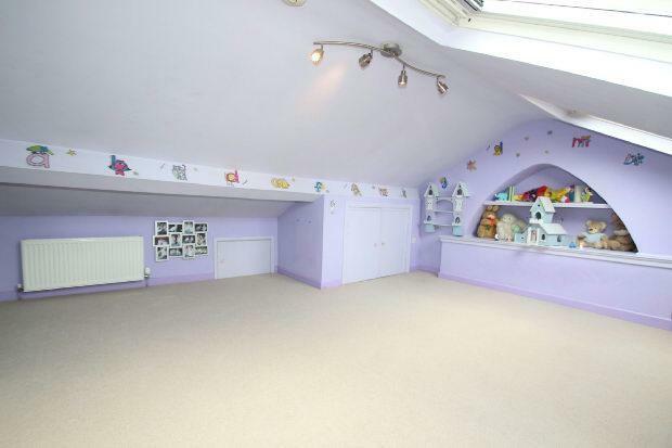 Loft Room/Bedroom 4