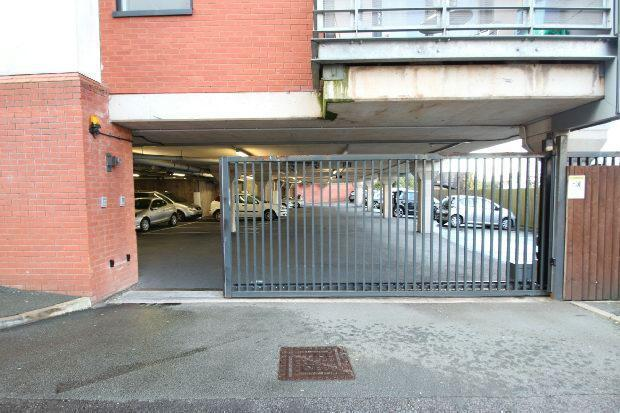 Entrance to Undercro