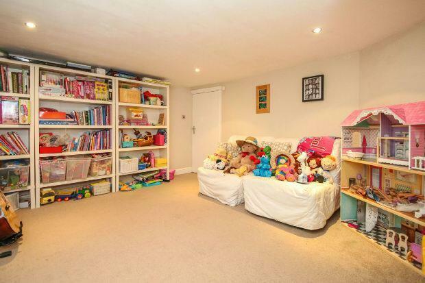 Playroom or Study As