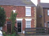 2 bed house in Peterborough Road...