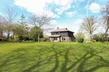 Detached home for sale in Cholsey
