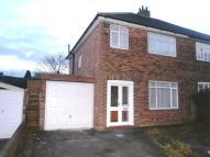semi detached property to rent in Heathway, Shard End, B34