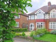 Kingsbury Road semi detached property to rent