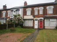 3 bed Terraced home to rent in Minstead Road, Erdington...