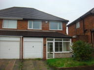 3 bed semi detached home to rent in Glenville Drive...