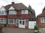 Flat to rent in Bromford Road...