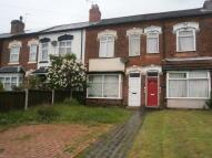 3 bed Terraced house in Minstead Road, Erdington...