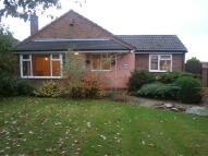 2 bedroom Detached Bungalow in Castle Drive, Coleshill...