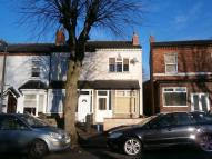 2 bedroom End of Terrace house in Oliver Road, Erdington...