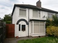 3 bed semi detached house to rent in George Road, Erdington...