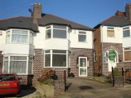 Farrington Road semi detached house to rent