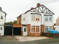 2 bed semi detached home to rent in Beech Road, Erdington...