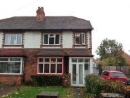 3 bedroom semi detached property to rent in Goosemoor Lane...