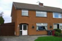 semi detached property in Elvin Way, New Tupton...