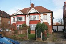 3 bedroom semi detached house to rent in Singleton Scarp, London...