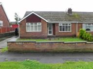 Bottesford Semi-Detached Bungalow to rent