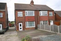 3 bed semi detached house in Doncaster Road, Gunness