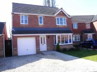 4 bed Detached house for sale in Bedford Way, Scunthorpe