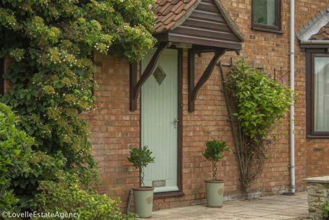 Front Door Aspect