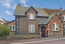 Cottage in Fore Street, North Tawton