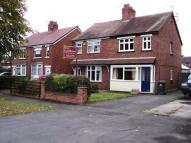3 bed semi detached house to rent in 21 Cross Lane, Middlewich