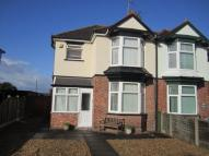 semi detached home to rent in Wharton Road, Winsford...