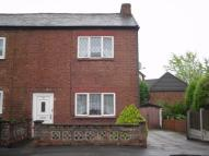 Terraced house in Lewin Street, Middlewich