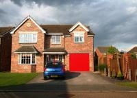 5 bed Detached house in 4 Fossa Close, Middlewich