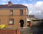 2 bed semi detached house to rent in Penygarn Road, Ammanford