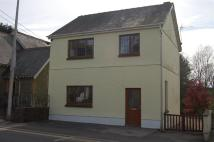 Detached property to rent in Ammanford Road, Tycroes...