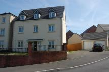 5 bed Detached home in Ffordd Y Glowyr, Betws...