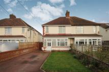 semi detached property for sale in Oxford Road, Cumnor...