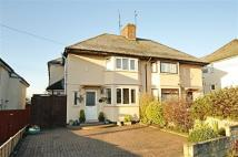 3 bed semi detached home for sale in Hazel Road, Botley...
