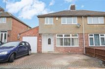 semi detached property in Bagley Close, Kennington...
