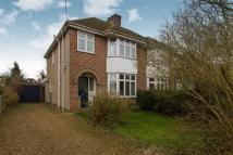 semi detached house in Norreys Road, Cumnor...