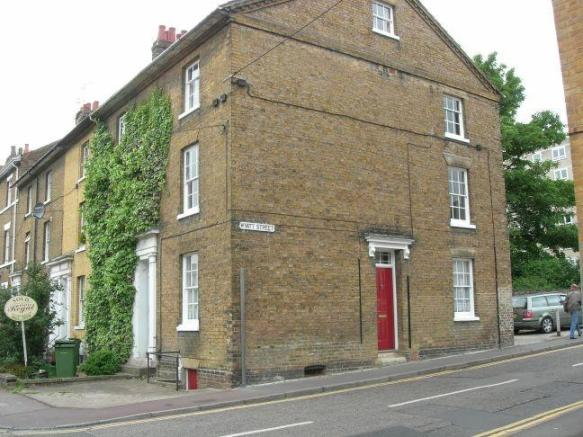 4 Bedroom Terraced House To Rent In Marsham Street Maidstone Kent ME14 1E