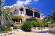 4 bedroom Detached house in Cape Villa Costa Blanca...