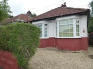 Bungalow to rent in Lytham Road, Southampton