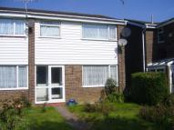 3 bed Terraced property in Benbow Gardens Calmore