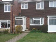 Terraced property to rent in Mead Close Romsey