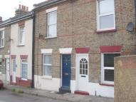 Terraced home in May Avenue, Northfleet...